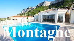 Maisons et villas à vendre dans les montagnes de Denia, Monte Pego, Pedreguer