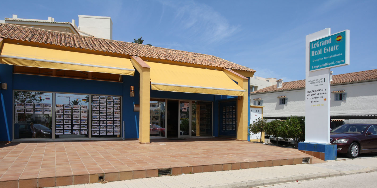 LeGrand Real Estate - immobilie in Spanien, Costa Blanca Denia